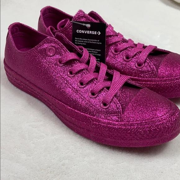 Converse Shoes | Converse Glitter Hot